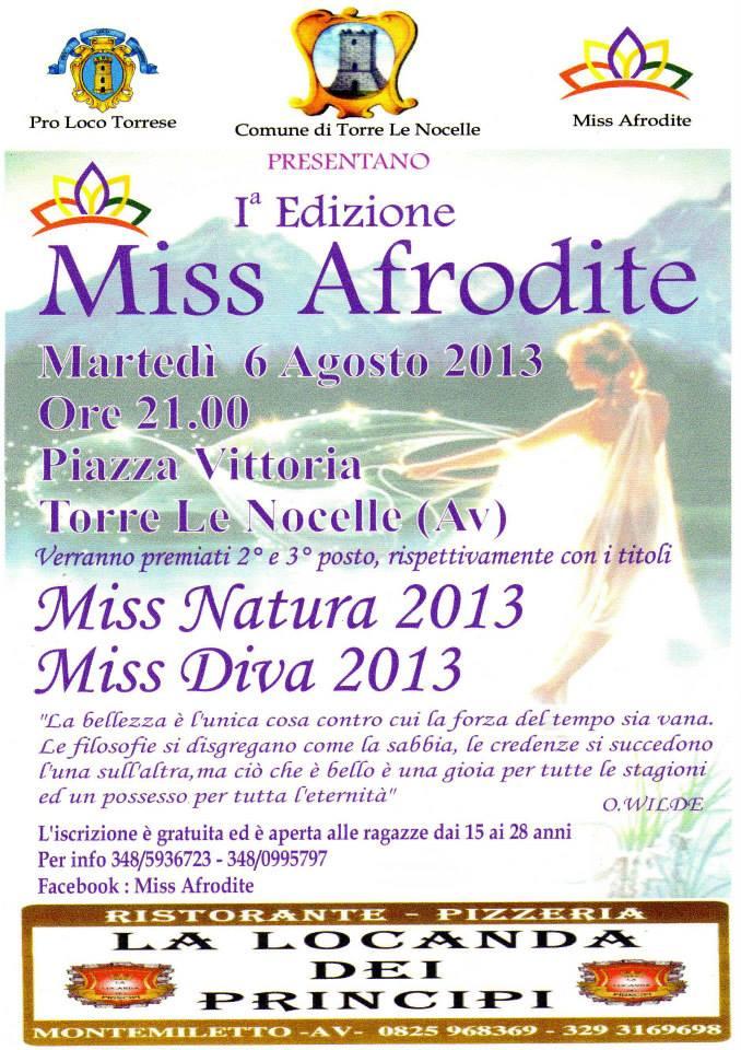 Miss Afrodite