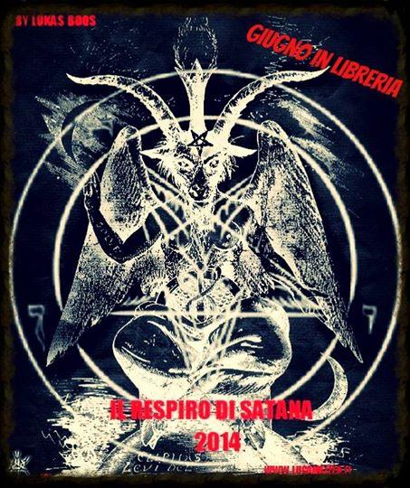 Il Respiro di Satana di Luca Mazzeo uscita agosto 2014