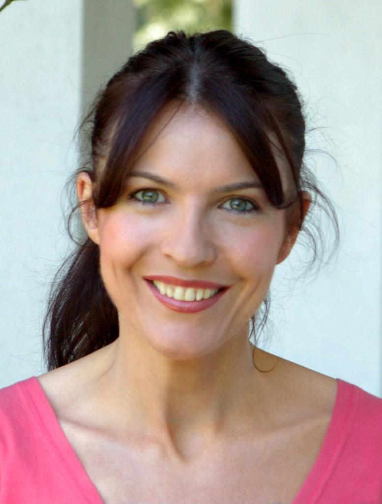 Roberta Potrich in una foto naturale