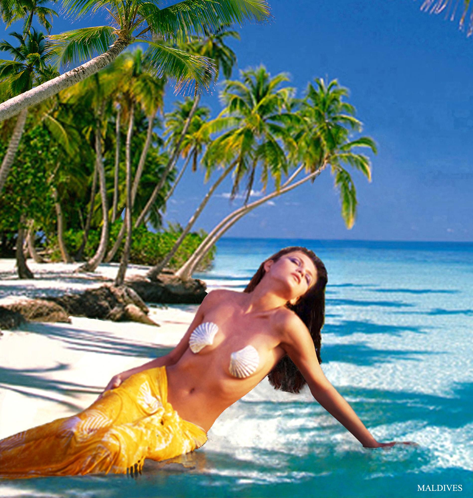 Roberta Potrich testimonial Maldives