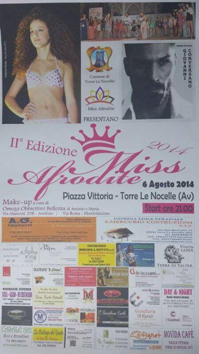 Miss Afrodite 2014