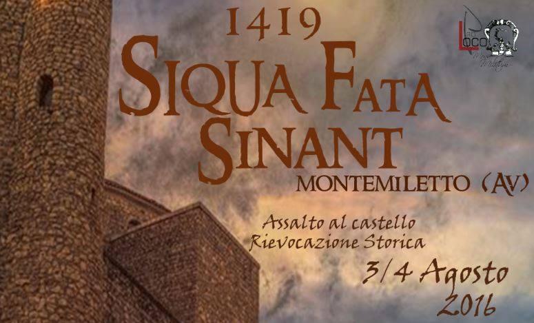 1419-Siqua fata Sinant (2016)