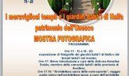 Mostra Fotografica: I MERAVIGLIOSI TEMPLI E I GIARDINI BAHÀ'Ì-Avellino-6 ottobre